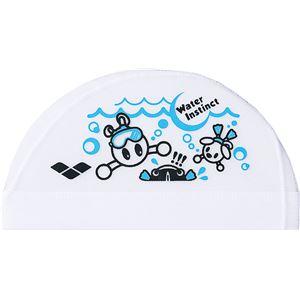 デサント ARENA(アリーナ) MESH CAP メッシュキャップ FAR7913 ホワイト L(54-59)サイズ