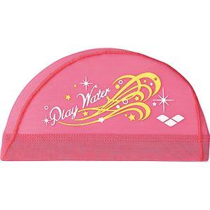 デサント ARENA(アリーナ) MESH CAP メッシュキャップ FAR7914 ピンク S(48-52)サイズ