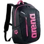 デサント ARENA(アリーナ) BAG リュック FAR7924 ブラック×ピンク