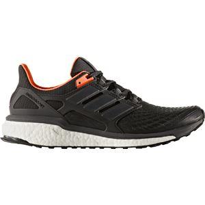 adidas(アディダス) ランニングシューズ BB3452 コアブラック×ユーティリティブラック×ソーラーオレンジ 24.5cm