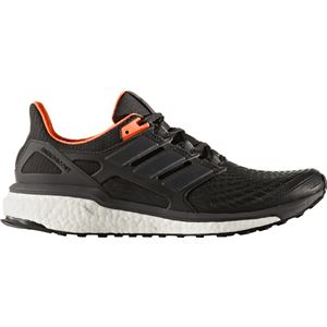 adidas(アディダス) ランニングシューズ BB3452 コアブラック×ユーティリティブラック×ソーラーオレンジ 28cm