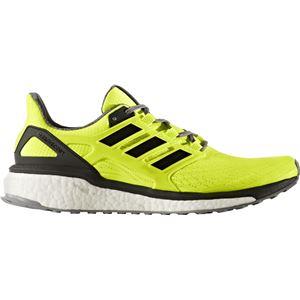 adidas(アディダス) ランニングシューズ BB3455 ソーラーイエロー×コアブラック×グレーフォア 25cm