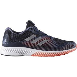 adidas(アディダス) ランニングシューズ BY3830 レジェンドインク×シルバーメット×イージーコーラル 24cm