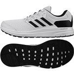 adidas(アディダス) ランニングシューズ DB1927 ランニングホワイト×コアブラック×ランニングホワイト 24.5cm