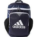 adidas(アディダス) KIDS バックパック 9 ノーブルインク×カレッジネイビー NS DMD15
