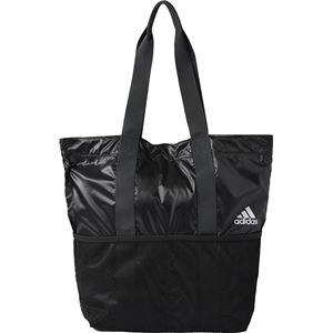 adidas(アディダス) パッカブル トートバッグ ブラック NS DMD24 - 拡大画像