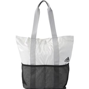 adidas(アディダス) パッカブル トートバッグ ホワイト NS DMD24 - 拡大画像