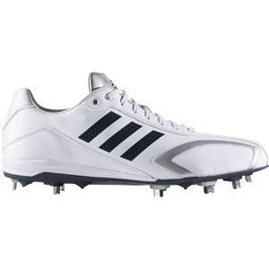 adidas(アディダス) アディピュアT3 LOW クリスタルホワイト×カレッジネイビー×カレッジネイビー 27.5cm AQ8224