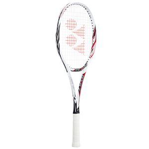 Yonex(ヨネックス) ソフトテニスラケット GSR 7(ジーエスアール 7) ベッドフレームのみ ホワイト×レッド UL1 GSR7