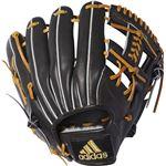 adidas(アディダス) Baseball 硬式グラブ BB 内野手用I DMT59 ブラック LH