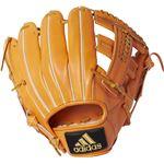 adidas(アディダス) Baseball 硬式グラブ BB 内野手用II DMT60 タクティルオレンジ LH