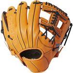 adidas(アディダス) Baseball 軟式カラーグラブ IH DMT75 ブレイズオレンジ LH
