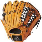 adidas(アディダス) Baseball 軟式カラーグラブ OF DUV02 ブレイズオレンジ LH