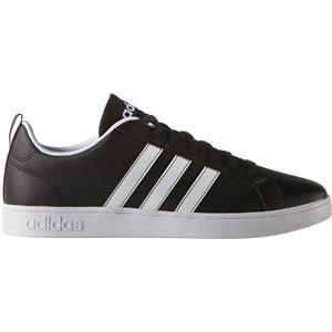 adidas(アディダス) NEO VALSTRIPES 2 F99254 コアブラック×ランニングホワイト×ランニングホワイト 22.5cm