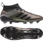 adidas(アディダス) ラグビースパイク プレデターフレアー-SG BY2753 コアブラック×コアブラック×グレーファイブ 28.5cm