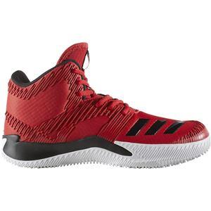 adidas(アディダス) バスケットボールシューズ SPG(スコアリング・ポイント・ガード) BY4486 スカーレット×コアブラック×ランニングホワイト 25.5cm