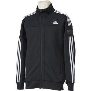 adidas(アディダス) M adidas 24/7 ウォームアップ ジャケット ECF37 ブラック J/L