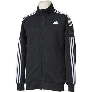 adidas(アディダス) M adidas 24/7 ウォームアップ ジャケット ECF37 ブラック J/S