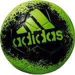 モルテン(Molten) サッカーボール4号球 エックス グライダー ソーラーグリーン×ブラック AF4621GBK