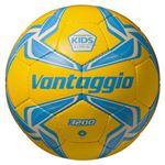 モルテン(Molten) サッカーボール4号球 ヴァンタッジオ3200 イエロー×サックス F4V3200YC