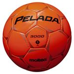 モルテン(Molten) サッカーボール5号球 ペレーダ3000 蛍光オレンジ F5P3000O