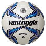 モルテン(Molten) サッカーボール5号球 ヴァンタッジオ3000 シャンパンシルバー×ブルー F5V3000