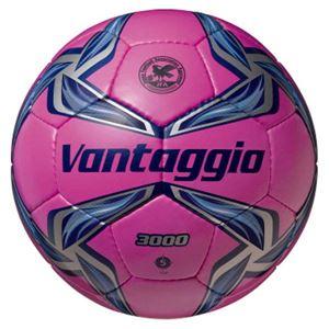 モルテン(Molten) サッカーボール5号球 ヴァンタッジオ3000 ピンク×ネイビー F5V3000PN