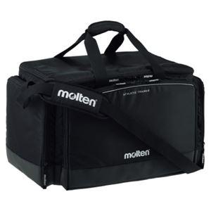 【モルテン Molten】 アスレチックトレーナーバッグ/スポーツバッグ 【幅51×高さ31×奥行34cm】 防水性 キャリーカートに取付可