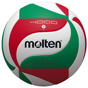 モルテン(Molten) バレーボール 4号球 V4M4000
