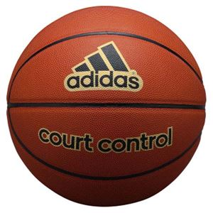 モルテン(Molten) バスケットボール5号球 adidas コートコントロール AB5117