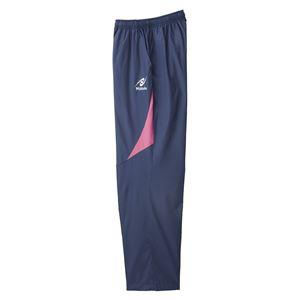 ニッタク(Nittaku) 卓球アパレル LIGHT WARMER SPR PANTS(ライトウォーマーSPRパンツ)男女兼用 NW2849 ピンク XO