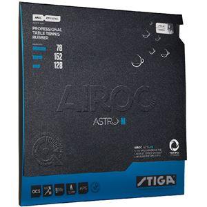 STIGA(スティガ) テンション系裏ソフトラバー AIROC ASTRO M(エアロックアストロ M)レッド 中厚
