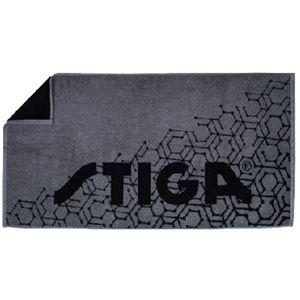 STIGA(スティガ) タオル TOWEL HEXAGON ヘキサゴンタオル ラージ