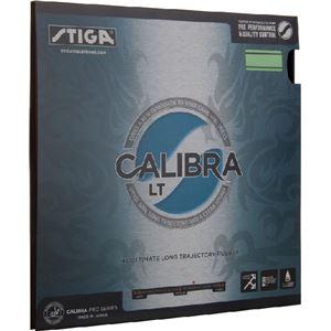 STIGA(スティガ) テンション系裏ソフトラバー CALIBRA LT(キャリブラ LT)ブラック 厚