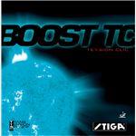STIGA(スティガ) テンション系裏ソフトラバー BOOST TC(ブースト TC) レッド 中厚