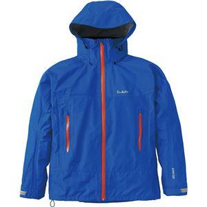 PUROMONTE(プロモンテ) Rain Wear ゴアテックス オールウェザージャケット Men's SJ007M ロイヤルブルー XL