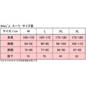 PUROMONTE(プロモンテ) Rain Wear ゴアテックス レインスーツ Men's SR135M オレンジ×チャコール M