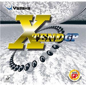 ヤサカ(Yasaka) 裏ソフトラバー XTEND GP(エクステンドGP) B72 赤 TA(特厚)