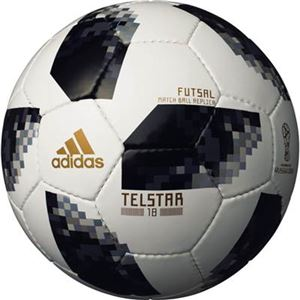 adidas(アディダス) ワールドカップ2018 テルスター18 フットサル用 4号球 AFF4300