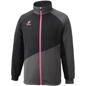 ニッタク(Nittaku)卓球アパレル TRAINING SL SHIRT(トレーニングSLシャツ)男女兼用 NW2854 ピンク O