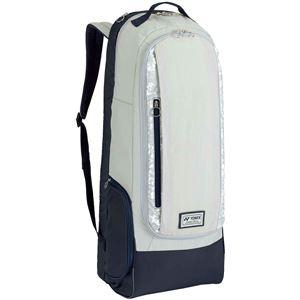 Yonex(ヨネックス)COMPACT SERIES ラケットリュック(テニス2本用) ライトグレー BAG1869