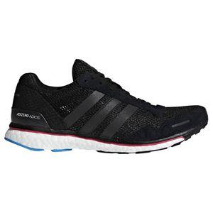 adidas(アディダス)adizeroJAPAN3wコアブラック×リアルマゼンタF18×ブライトブルーAQ0192【23.5cm】