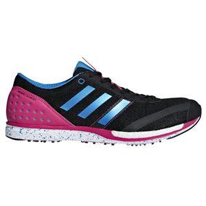 adidas(アディダス)adizerotakumisen3コアブラック×ブライトブルー×リアルマゼンタF18BB7735【26.0cm】
