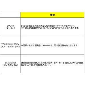 adidas(アディダス) SOLAR GLIDE ST M コアブラック×ランニングホワイト×グレースリーF17 CQ3178 【28.0cm】