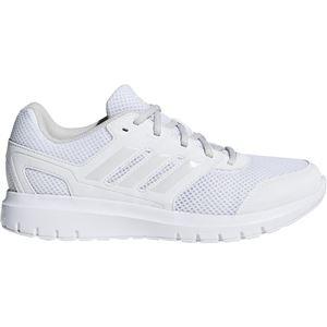 adidas(アディダス)adidasDURAMOLITE2.0Wランニングホワイト×グレーワンF17×ライトグラナイトB75587【24.0cm】