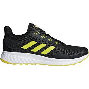 adidas(アディダス)adidasDURAMO9Mコアブラック×ショックイエローF18×ランニングホワイトBB6905【28.0cm】