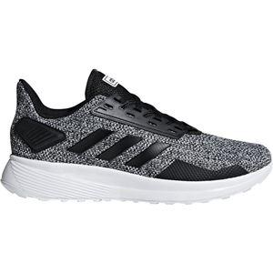 adidas(アディダス)adidasDURAMO9Mコアブラック×コアブラック×ランニングホワイトBB6917【27.0cm】