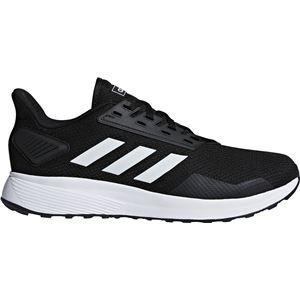 adidas(アディダス)adidasDURAMO9WIDEMコアブラック×ランニングホワイト×コアブラックBB7953【28.0cm】