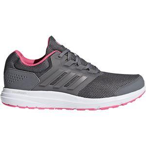 adidas(アディダス)adidasGLX4WグレーフォアF17×グレーフォアF17×リアルピンクS18CP8837【23.5cm】