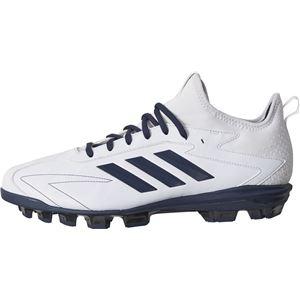 adidas(アディダス)adidasBaseballアディゼロスピード7POINTクリスタルホワイトS16×カレッジネイビー×カーボンS18AC7180【29.0cm】